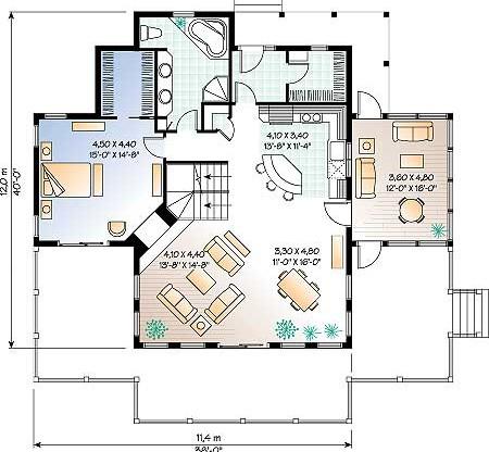 Дома бесплатно план 1 го этажа дома